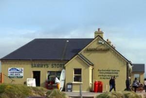 Sammys Stores Inch Beach Kerry
