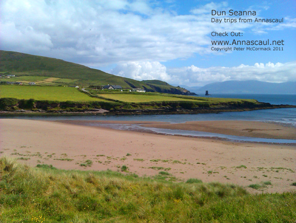 Dingle Peninsula Beach Near Annascaul