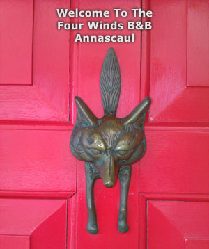Welcome To The Four Winds B&B Annascaul