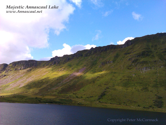 Annascaul Lake Kerry