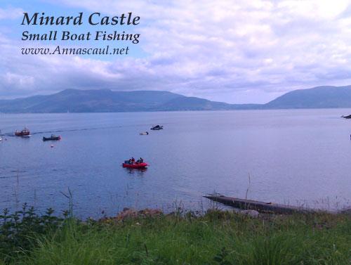 Minard Fishing - visit www.Annascaul.net