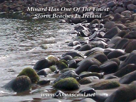 Minard Storm Beach County Kerry - BaseCamp Annascaul